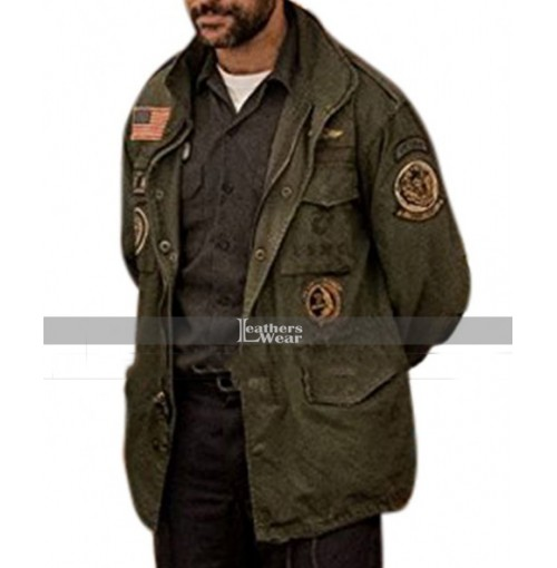 The Predator Keegan Michael Key Green Jacket