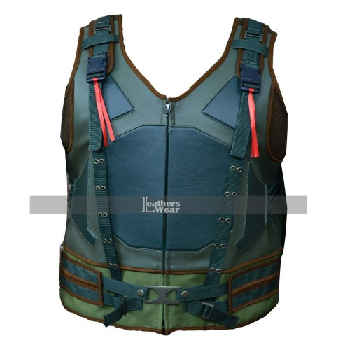 Dark Knight Rises Combat Military Bane Vest
