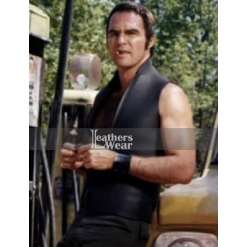 Deliverance Burt Reynolds (Lewis Medlock) Leather Vest