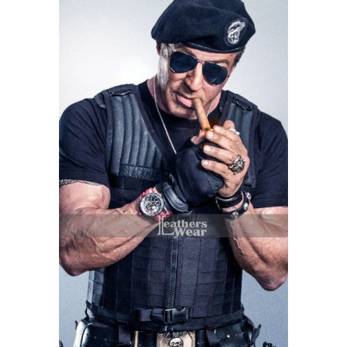 Expendables 3 Sylvester Stallone (Barney Ross) Vest