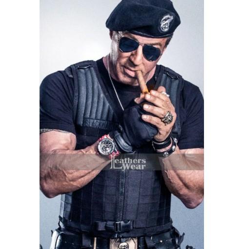 Expendables 3 Sylvester Stallone (Barney Ross) Vest