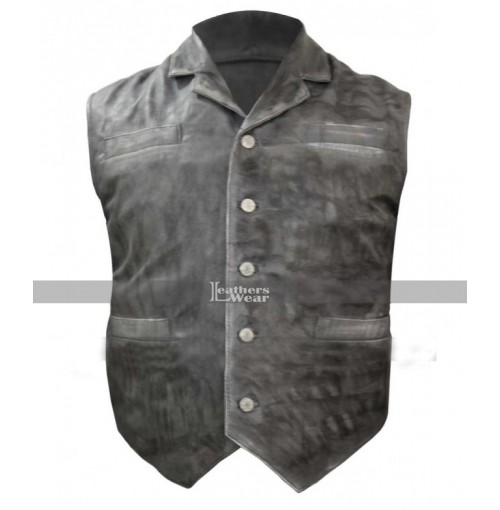 Hell on Wheels Anson Mount (Cullen Bohannon) Vest