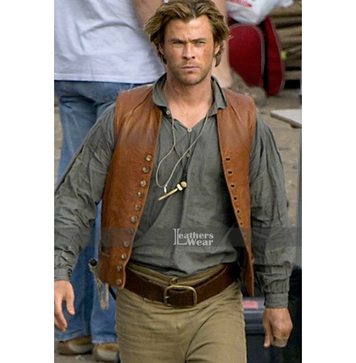 In the Heart of Sea Chris Hemsworth (Owen Chase) Vest