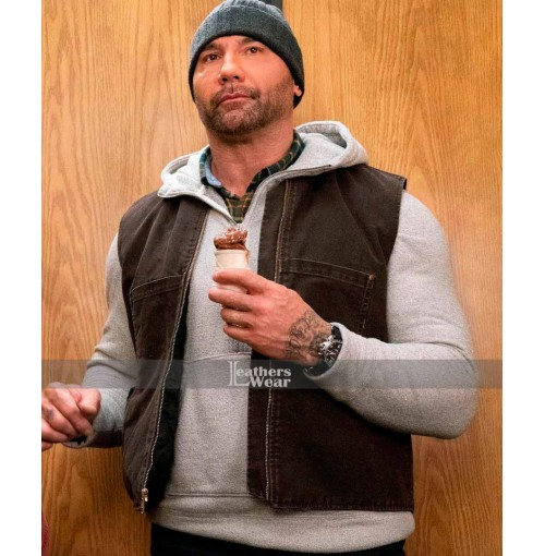 My Spy Dave Bautista Cotton Vest