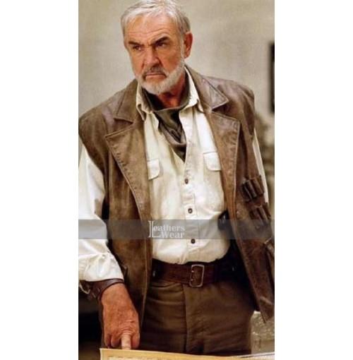 Sean Connery League of Extraordinary Gentlemen Brown Vest