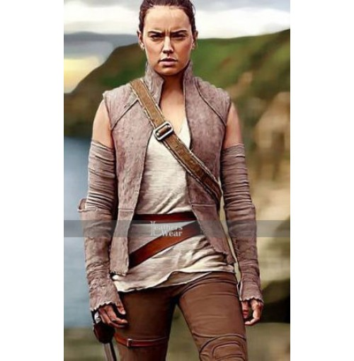 Star Wars The Last Jedi Daisy Ridley (Rey) Vest