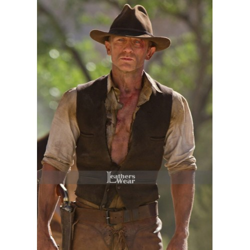 Cowboys & Aliens Daniel Craig (Jake Lonergan) Vest