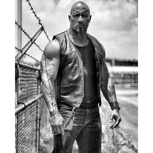 Fast and Furious 8 Dwayne Johnson Vest