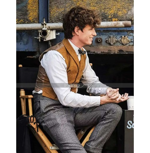 Fantastic Beasts The Crimes Of Grindelwald Newt Scamander Vest