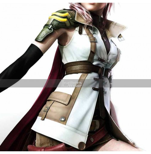 Final Fantasy XIII Lightning Vest