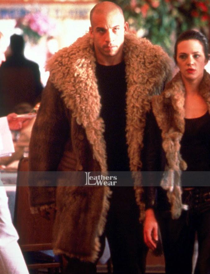 Vin Diesel Xxx Movie Winter Coat 49