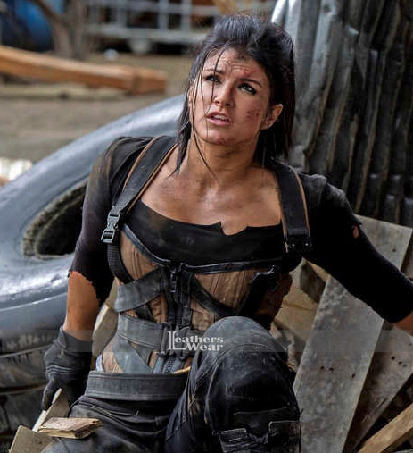 Free pictures of gina carano upskirt